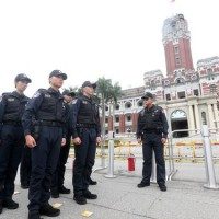 Military police unit to move closer to Taiwan Presidential Office amid China threats