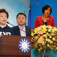 海峽論壇國民黨各自表述「神分裂」 「統一」要 「一國兩制」不要