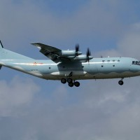 Chinese spy plane spotted crossing Miyako Strait near Okinawa, Japan