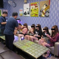 60-year-old Taiwanese customer wants to wed Vietnamese KTV hostess busted by police