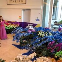 Taiwan WTO delegation hosts Orchid Exhibition in Geneva, Switzerland