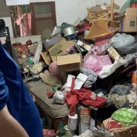 Four-year-old girl found living in deplorable housing conditions in Taiwan's Miaoli