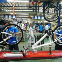Taiwan's Giant bicycles says 'Made in China' is over