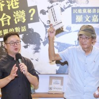 台港兩個書店老闆對話 羅文嘉憂:港府道歉是緩兵之計