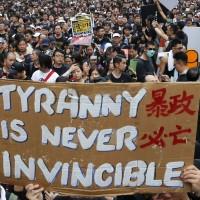 「反送中」、「雨傘運動」失民心 港人移民台灣人數增