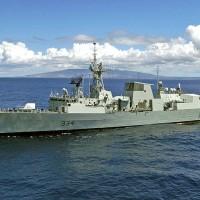 加拿大巡防艦首次行經台灣海峽 我國防部:自由航行無異狀