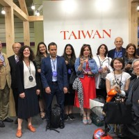 Publishers promote Taiwanese books at Seoul International Book Fair
