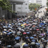 Protest escalates in Hong Kong after government fail to respond to protesters' demands