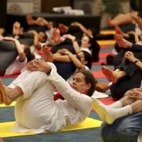 瑜珈PK熊貓 印度力推「瑜珈外交」