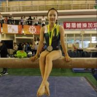 亞洲體操錦標賽  台灣選手16歲丁華恬平衡木奪金