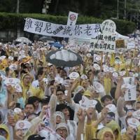 抗中保台 羅文嘉:願與任何政黨組織合作