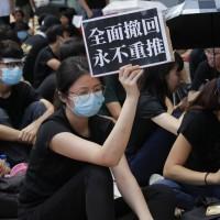 32名卸任港府高官議員連署 促撤回修例等三大訴求