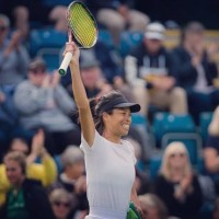 Taiwan tennis star Hsieh Su-wei wins women's doubles title in UK