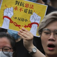 Can Taiwan's ruling DPP find salvation in Hong Kong's turmoil?