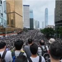 【統獨民調】國人高度支持港人「反送中運動」 盼兩岸統一者僅14%