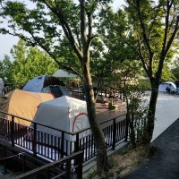Taipei's online public camping application platform makes it easier to apply for campsites