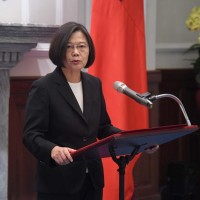 Taiwan president defends 'sovereignty, democracy, and freedom as a way of life'