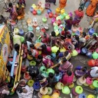 熱浪加旱災 印度200人死亡 6億人受缺水影響