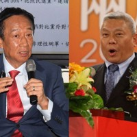 Taiwan's Foxconn tycoon calls Want Want boss China's 'hatchet man and lackey'