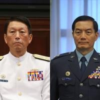 國軍高層異動》沈一鳴接任參謀總長 熊厚基晉空軍司令部上將司令