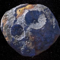 Gold mine asteroid to be explored
