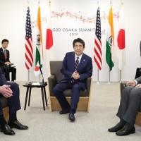 川普:貿易為G20峰會優先重點