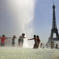 熱浪襲歐法國氣溫再創新高 飆破攝氏45度