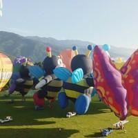 台東熱氣球嘉年華揭幕 吸引上萬人潮