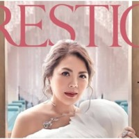 Taiwanese businesswoman featured on Prestige magazine cover