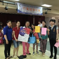 移民署行動服務列車啟動 東港漁移工與新住民翹首以待