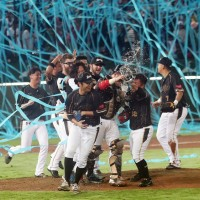 Six-time Taiwan pro baseball league champion team up for sale