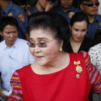 Food poisoning spoils 90th birthday party for former Philippines First Lady