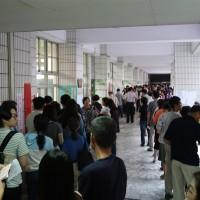 107年九合一選舉投票日亂象   監察院糾正中選會