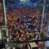 反對焚化爐興建 武漢民眾上街抗議也遭警暴力鎮壓