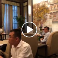 China breaks off Taipei Mayor's live stream of meeting with government official