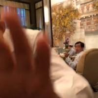 事無不可對人言?柯文哲劉結一會晤直播遭中國官員攔阻【影】