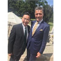 直接踩到中國臉上   「台外交部長」吳釗燮獲邀丹麥發表演說