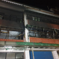 Two dead after early morning fire in New Taipei