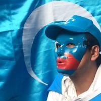 新疆抗暴十周年 伊斯坦堡維族發起反中遊行