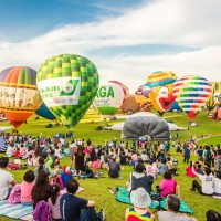 TRA adds train services for hot air balloon festival in East Taiwan