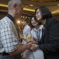 Taiwan president rescinds convictions of political victims