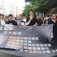 〈時評〉從香港「反送中」到台灣保密檔案 藍綠兩黨的再省思