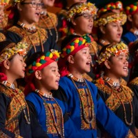 Indigenous children's choir from Taiwan shines in German chorus competition