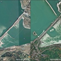 China claims Three Gorges Dam in 'elastic state' after Google Maps shows warping