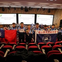 Taiwan school team wins 1st place at FLL Asia Pacific Open