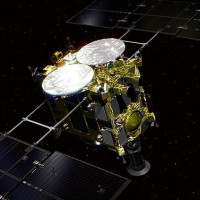 日探測器隼鳥2號 明登陸小行星採集樣本