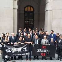 Hong Kong lawyers commemorate China's brutal 709 crackdown, call for release of detainees