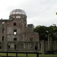 廣島原爆日記念儀式 中印美朝四核武國不參加