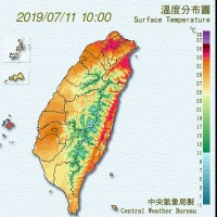CWB issues orange heat alert for Taipei