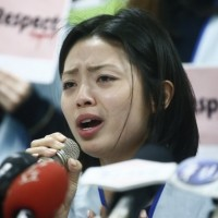 Taiwan's EVA Air axes TFAU head for 'adding something to entree' joke